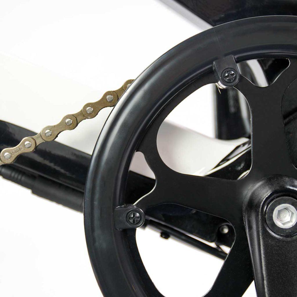 electric folding bike chain