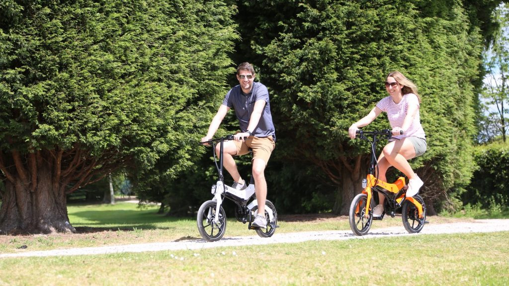 UK Government Invest £2 Billion Cycling - MiRiDER One 2020